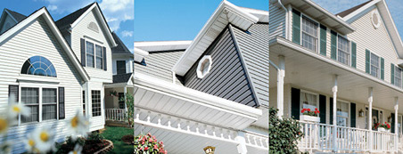 siding gutter installation repair relacement contractor houston tx