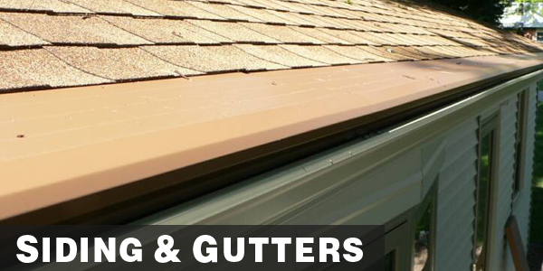 Braun's Roofing has the right rainware and siding products for any project in an assortment of colors. We offer home owners, commercial customers, and remodelers a wide selection of premium siding, soffit, trim and accessories in a variety of materials, including vinyl, wood, fiber cement, aluminum, steel, stucco and EIFS.